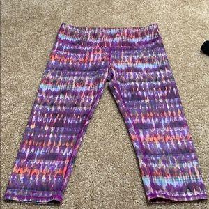 Alo yoga crop leggings